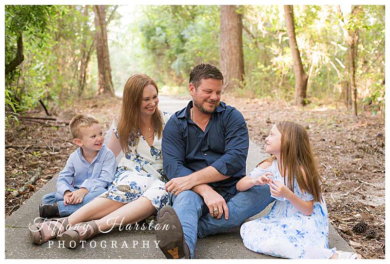 humble family photographer family photos in kingwood