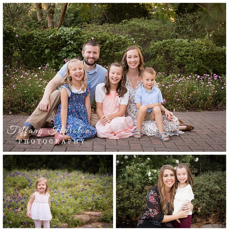 Don't wait until the Fall for your Houston family photos