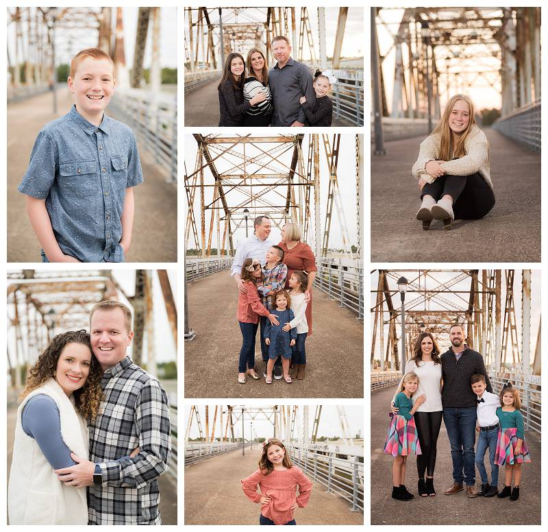 humble texas photography location bevel memorial bridge