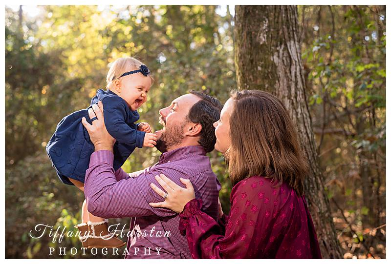 family photos taken by kingwood photography