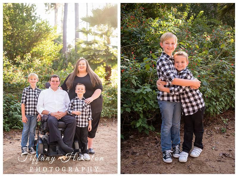 houston special needs photographer family photos
